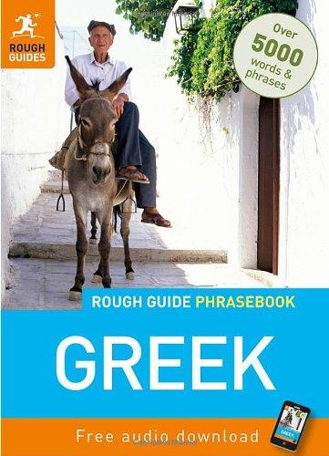 Rough Guide Phrasebook: Greek rough guide polish phrasebook
