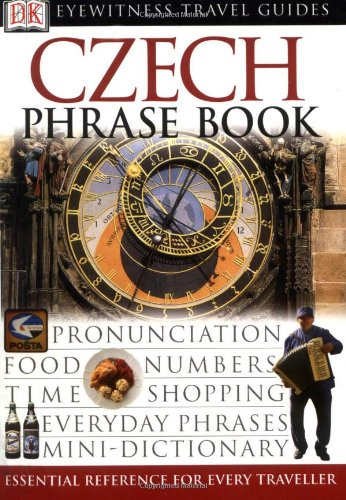 Czech Phrase Book russian phrase book