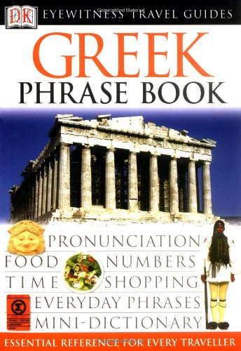 Greek Phrase Book russian phrase book