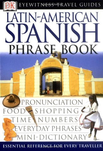 Latin-American Spanish Phrase Book russian phrase book