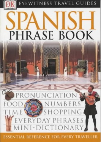Spanish Phrase Book & CD russian phrase book
