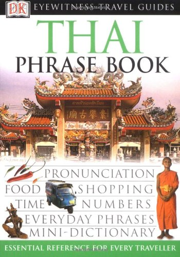 Thai Phrase Book russian phrase book