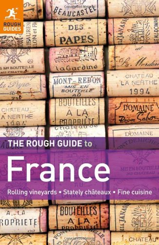 The Rough Guide to France blue guide southwest france 3e