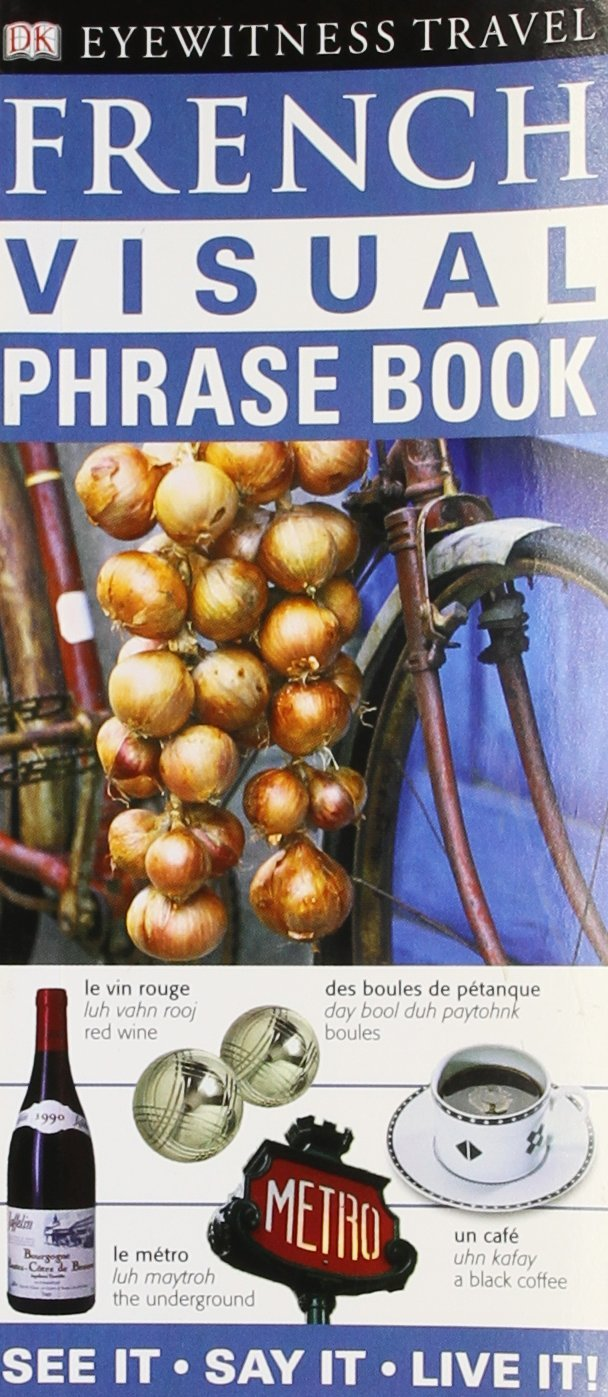 French Visual Phrase Book russian phrase book