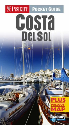Costa del Sol Insight Pocket Guide + Map insight pocket guide dubrovnik