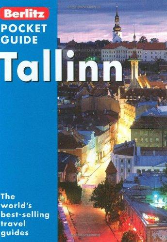 Tallinn Berlitz Pocket Guide