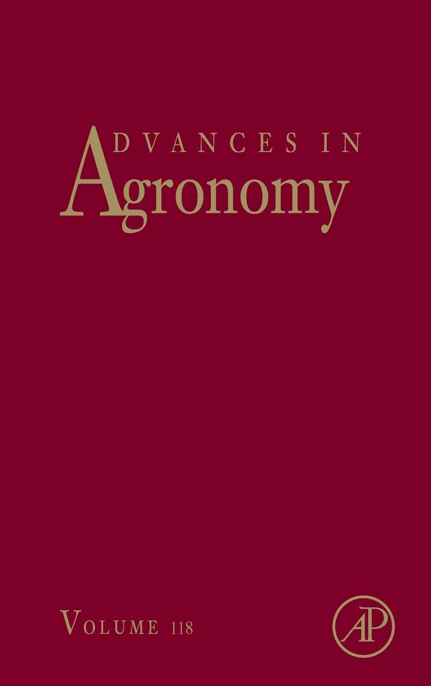 Advances in Agronomy,118 donald l sparks advances in agronomy 95