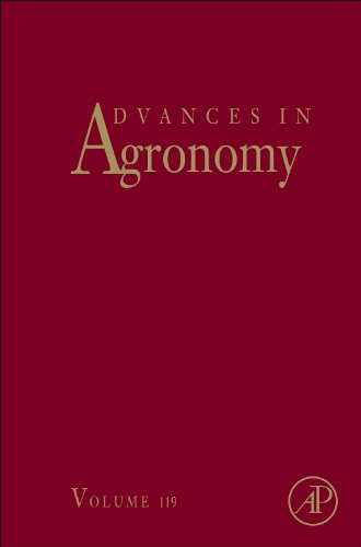 Advances in Agronomy,119 donald l sparks advances in agronomy 95