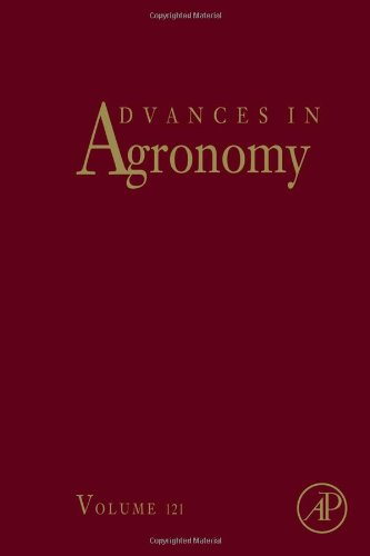 Advances in Agronomy,121 donald l sparks advances in agronomy 95