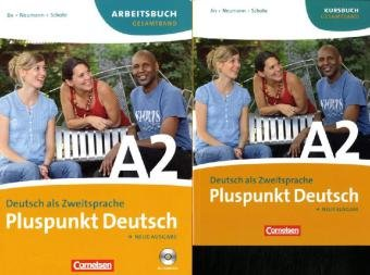 Kursbuch + Arbeitsbuch, m. Audio-CD (Lektion 1-14), 2 Tle. cd диск guano apes offline 1 cd