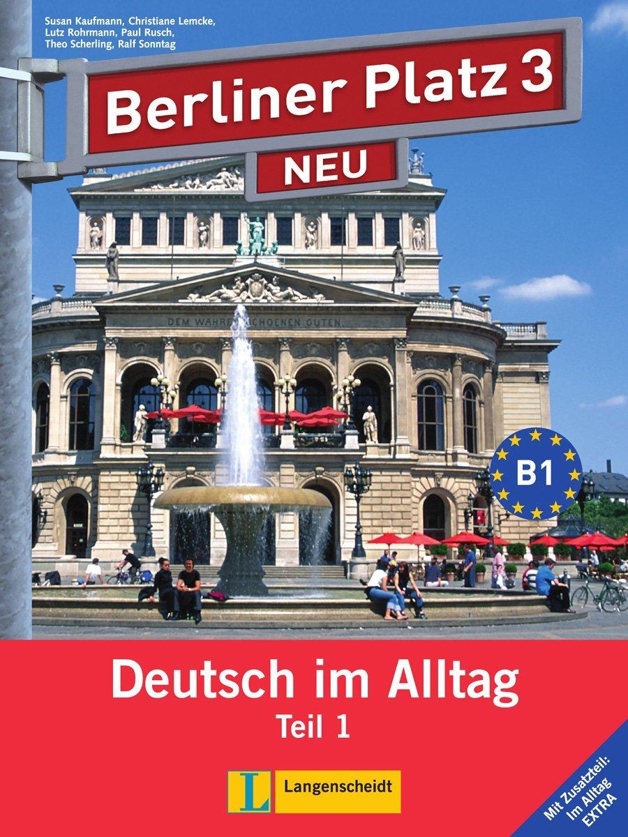 Lehr- und Arbeitsbuch, m. Audio-CD u. 'Im Alltag EXTRA' не могу cd r audio