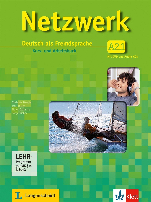 Kurs- und Arbeitsbuch, m. DVD u. 2 Audio-CDs kurs