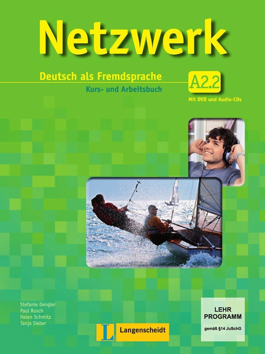 Kurs- und Arbeitsbuch, m. 2 Audio-CDs u. 1 DVD arbeitsbuch m 2 audio cds
