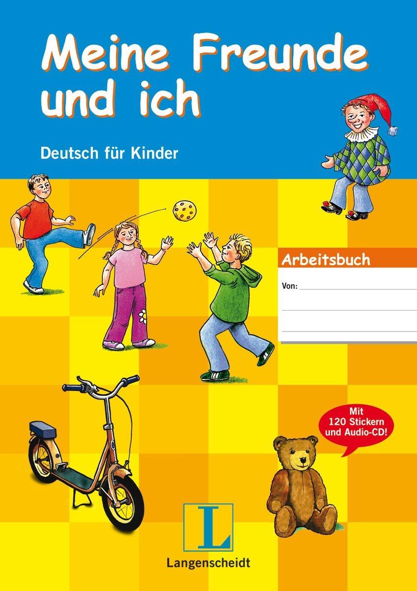 Arbeitsbuch fur Kinder, m. Audio-CD u. Stickern не могу cd r audio