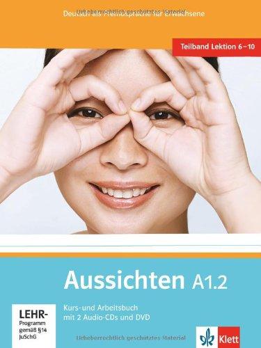 Kurs- und Arbeitsbuch, m. 2 Audio-CDs u. 1 DVD kurs