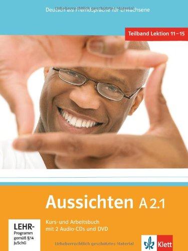 Kurs- und Arbeitsbuch, m. 2 Audio-CDs u. 1 DVD лилия пономарева und валерий козлов оценка биодоступности функциональных ингредиентов