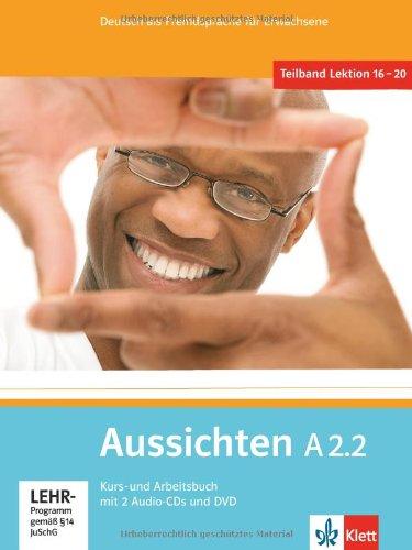 Kurs- und Arbeitsbuch, m. 2 Audio-CDs u. 1 DVD сергей куковякин und наталья куковякина