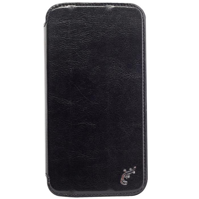 G-case Slim Premium чехол для Samsung GT-I9152 Galaxy Mega 5.8, BlackGG-105Стильный чехол-книжка G-case Slim Premium для Samsung Galaxy Mega 5.8 выполнен из высококачественной кожи и служит для защиты смартфона от царапин, пыли и падений. Чехол надежно фиксирует Ваш телефон, практически не утолщая его. В чехле G-Case Slim Premium все технические отверстия (под кнопки управления, разъем подключения гарнитуры, камеру) в точности выполнены по размерам и местоположению. Благодаря функции подставки Вы можете устанавливать смартфон в несколько положений.