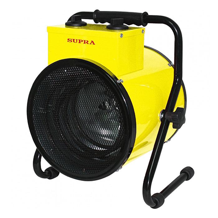 Supra IH02-20 тепловая пушкаIH02-20Supra IH02-20 - промышленный тепловентилятор с режимом холодного обдува и регулируемым термостатом.