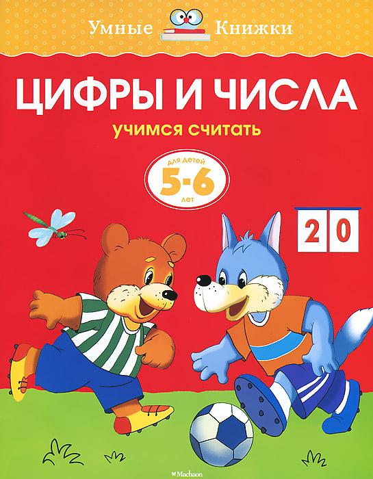 О. Н. Земцова Цифры и числа. Учимся считать. Для детей 5-6 лет земцова о цифры и числа учимся считать для детей 2 3 лет