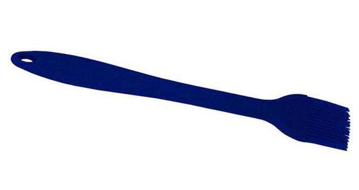 Кисточка кулинарная Doux, цвет: синий, силиконоваяSL-040Кисточка кулинарная Doux изготовлена из высококачественного силикона. Предназначена для нанесения масла или глазури на поверхность выпеченных изделий для придания им золотистой корочки. Высокая теплоустойчивость силикона позволяет кисточке соприкасаться с нагретыми до высоких температур поверхностями. Характеристики:Материал: силикон. Длина кисти: 26 см. Размер рабочей части: 3,5 см х 4 см х 0,8 см. Размер упаковки: 29 см х 7 см х 1 см. Производитель: Китай. Артикул: SL-040.