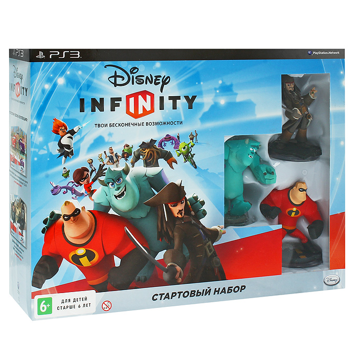 Disney Infinity. Стартовый набор (PS3), Avalanche Software