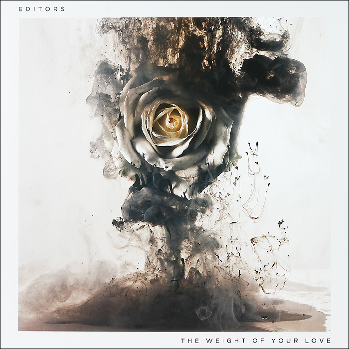 Editors . The Weight Of Your Love (2 LP + CD)