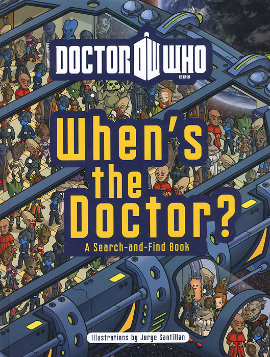 Doctor Who: When's the Doctor? the salmon who dared to leap higher