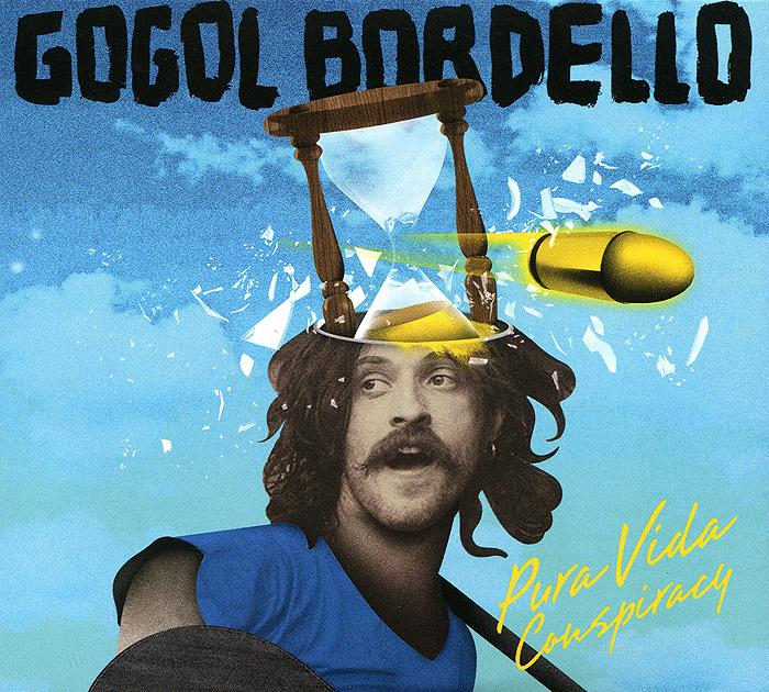 Gogol Bordello Gogol Bordello. Pura Vida Conspiracy (2 CD) супермамкет конверт с ручками тюльпаны на флисе белый шоколадный