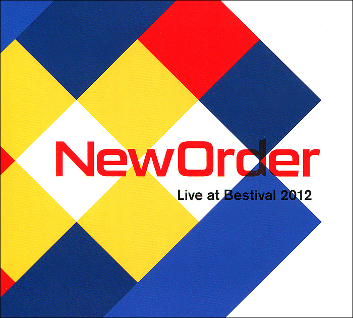 New Order New Order. Live At Bestival 2012 купить
