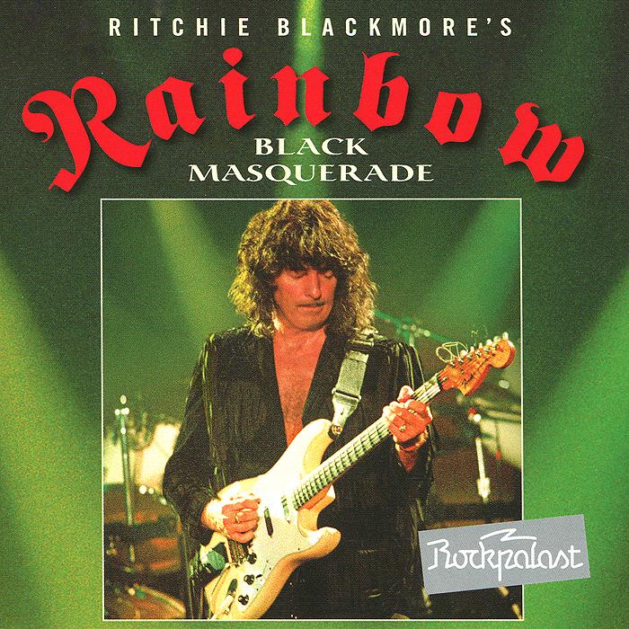 Rainbow Ritchie Blackmore's Rainbow Black Masquerade 2 CD