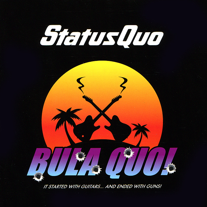 Status Quo Status Quo. Bula Quo! (2 CD) status quo just doin it live in concert
