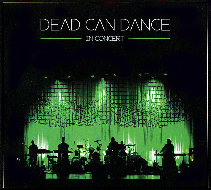 Dead Can Dance. In Concert (2 CD)