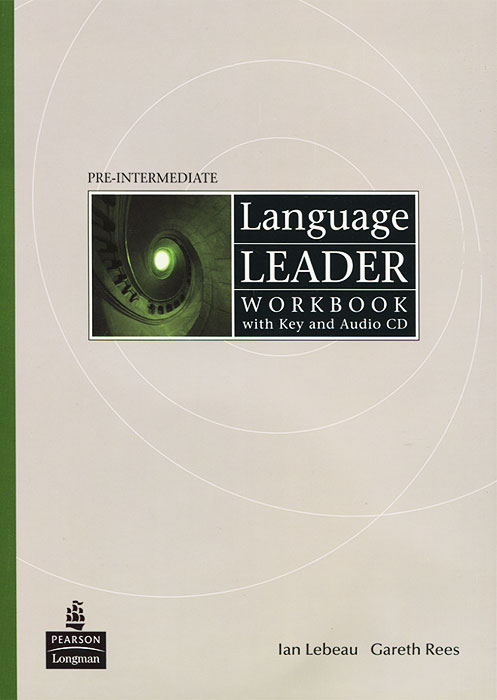 Language Leader: Pre-Intermediate: Workbook (+ CD) new total english intermediate workbook with key cd