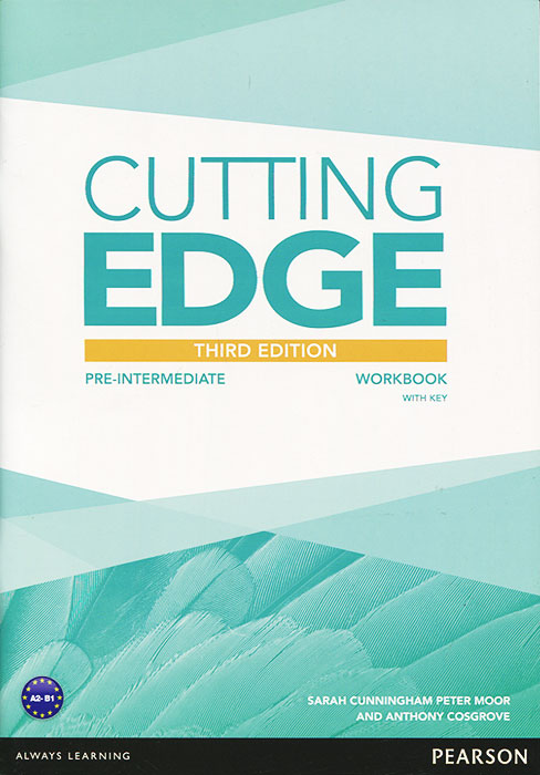 Cutting Edge: Pre-Intermediate: Workbook with Key face2face pre intermediate workbook