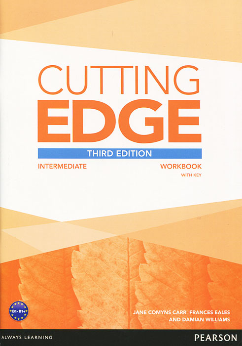 Cutting Edge: Intermediate: Workbook with Key cunningham s new cutting edge intermediate students book cd rom with video mini dictionary