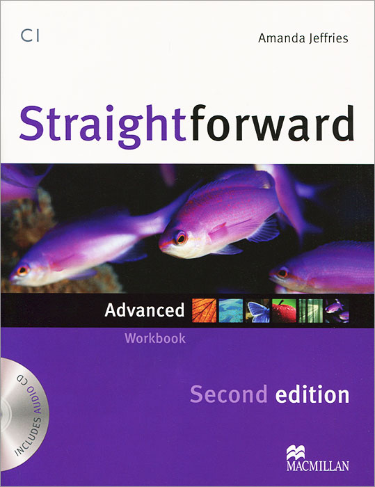 Straightforward: Advanced: Workbook (+ CD-ROM) mascull b business vocabulary in use advanced second edition cd