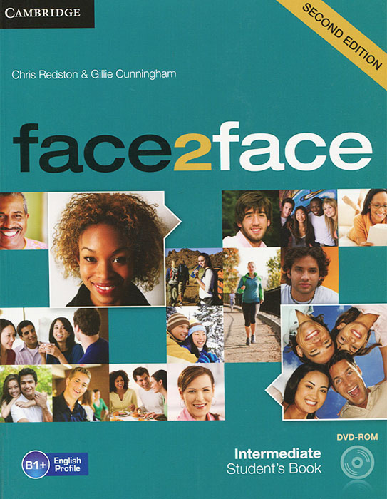 Face 2 Face: Intermediate: Student's Book (+ DVD-ROM) bill mascull business vocabulary in use intermediate second edition with answer