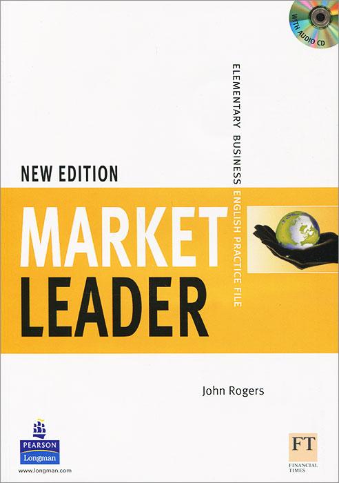 Market Leader: Elementary Business: English Practice File (+ CD-ROM) 12 0 917037