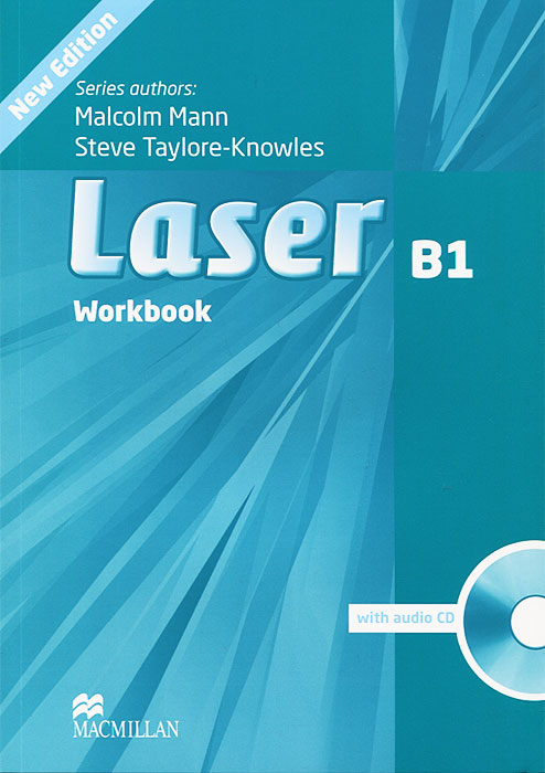 Laser Workbook B1 (+ CD) laser a1 workbook without key cd