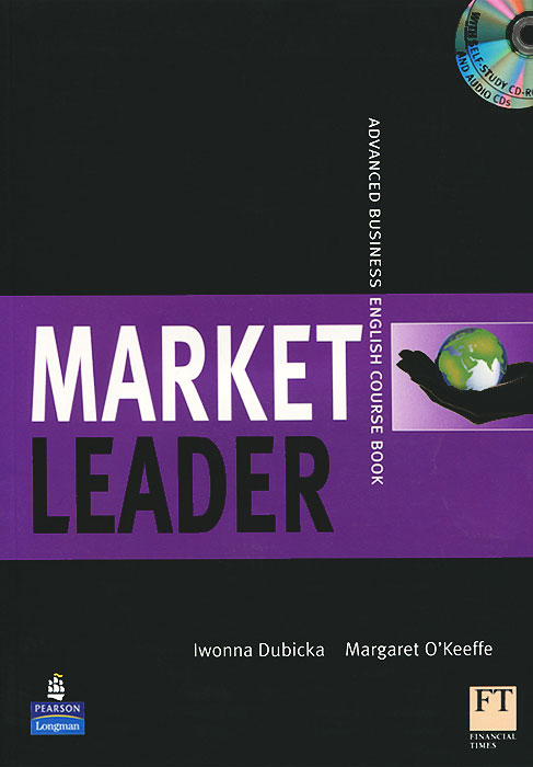 Market Leader: Advanced Business English Course Book (+ CD-ROM, 2 CD)