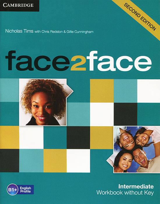 Face2Face: Intermediate Workbook without Key new total english intermediate workbook with key cd