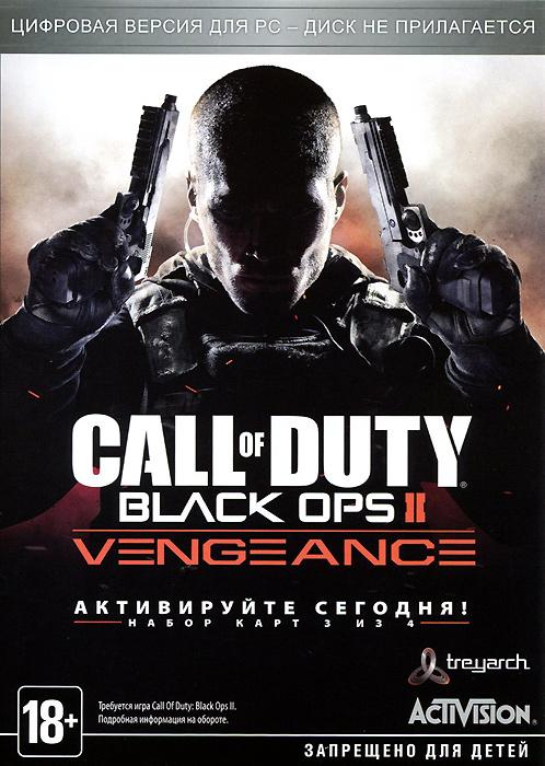 Call of Duty:  Black Ops II.  Vengeance Treyarch