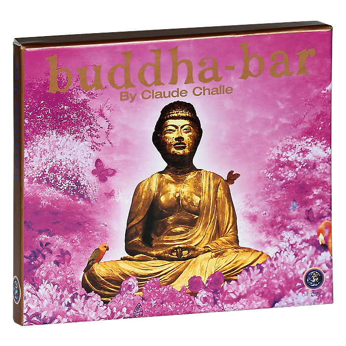Buddha Bar By Claude Challe (2 CD)