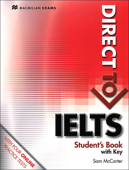 Direct to IELTS: Student's Book: With Key website