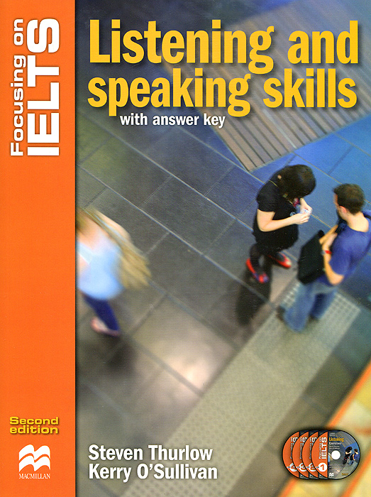 Focusing on IELTS: Listening and Speaking Skills: With Answer Key (+ 4 CD) clutterbuck m gould p focusing on ielts general training practice tests with answer key 3cd
