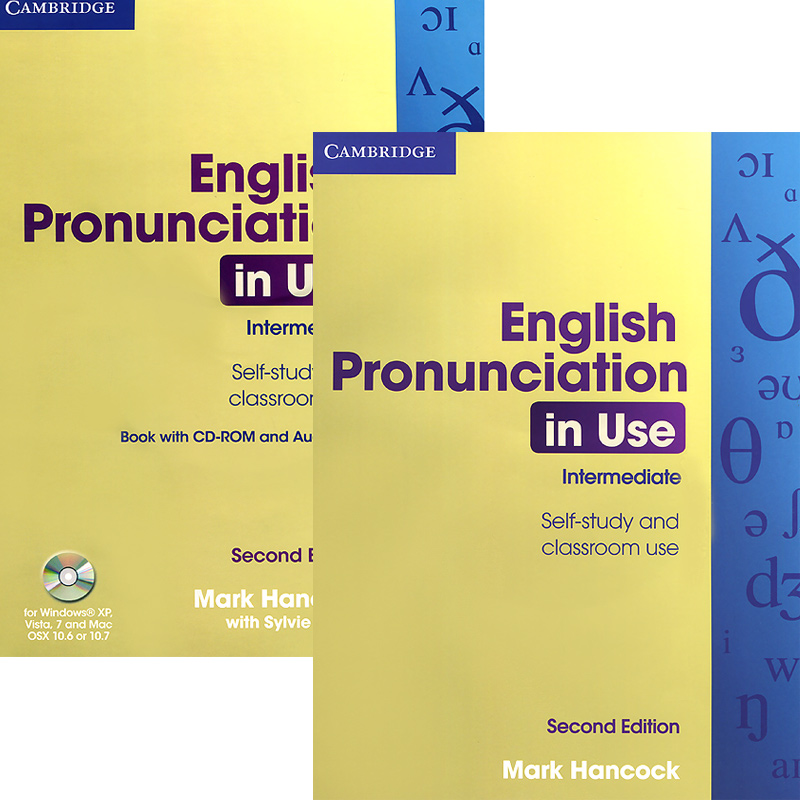 English Pronunciation in Use: Intermediate (+ 5 CD) running wild level 3 lower intermediate book with cd rom and audio cds 2 pack