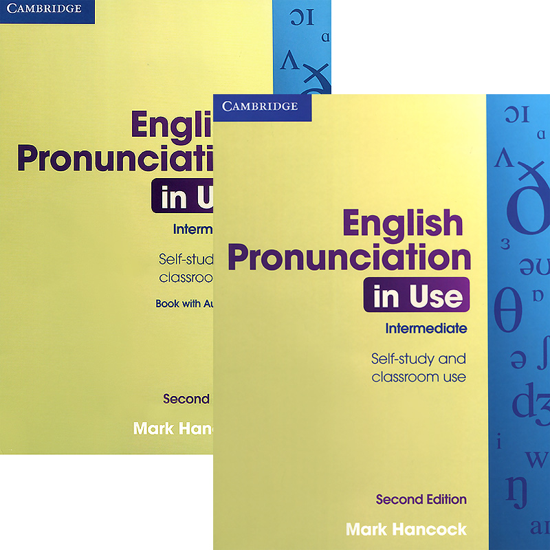English Pronunciation in Use: Intermediate (+ 4 CD) touchstone teacher s edition 4 with audio cd