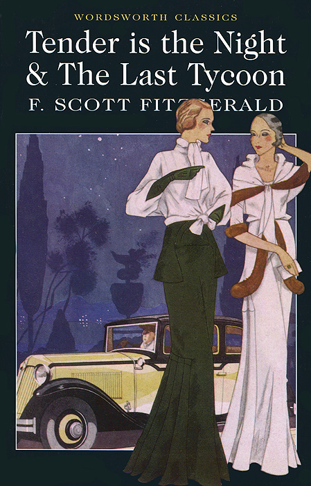 Tender is the Night and The Last Tycoon fitzgerald the love of the last tycoon