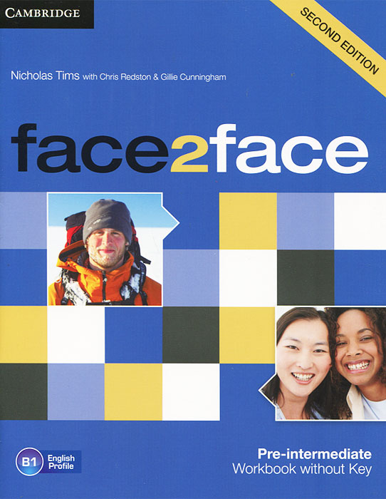 Face2Face: Pre-intermediate Workbook without Key face2face pre intermediate workbook